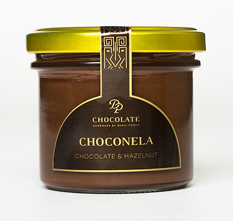 Nátierka Choconela Chocolate & Hazelnut (120g)