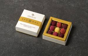 Bonboniéra Fruit Truffles Collection 09 (90g)