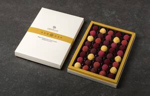 Bonboniéra Fruit Truffles Collection 40 (420g)