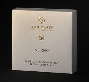 Gianduja Block Hazelnut Intens (30g)